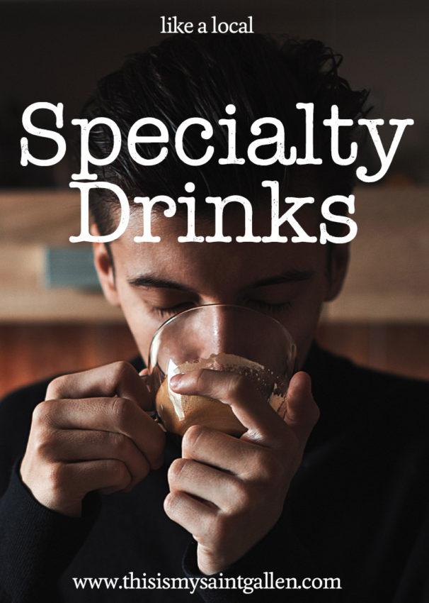 Must drink in St.Gallen