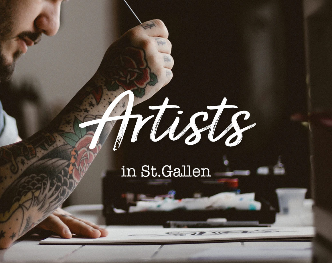 Artists in St.Gallen
