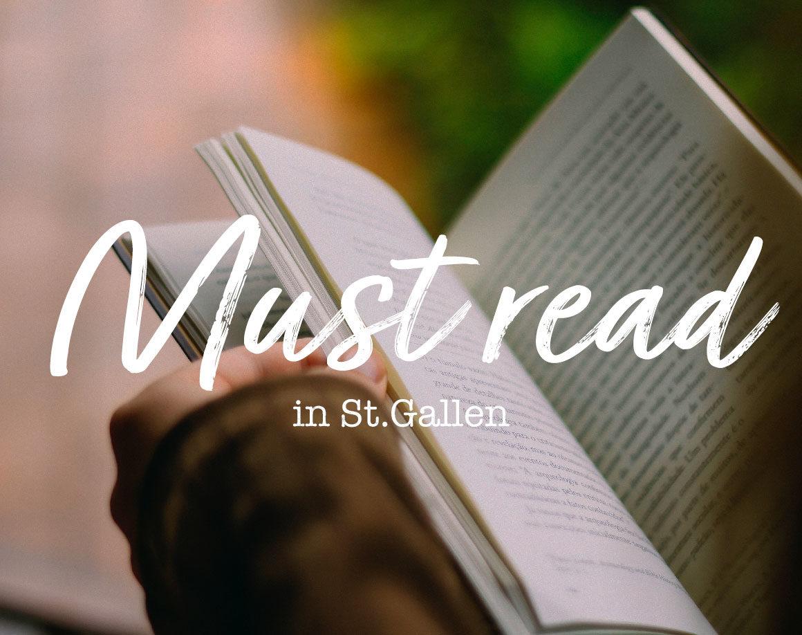Must read in St.Gallen