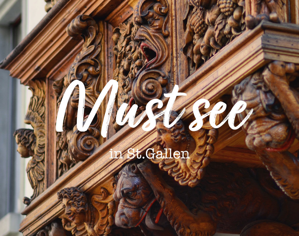Must See St.Gallen
