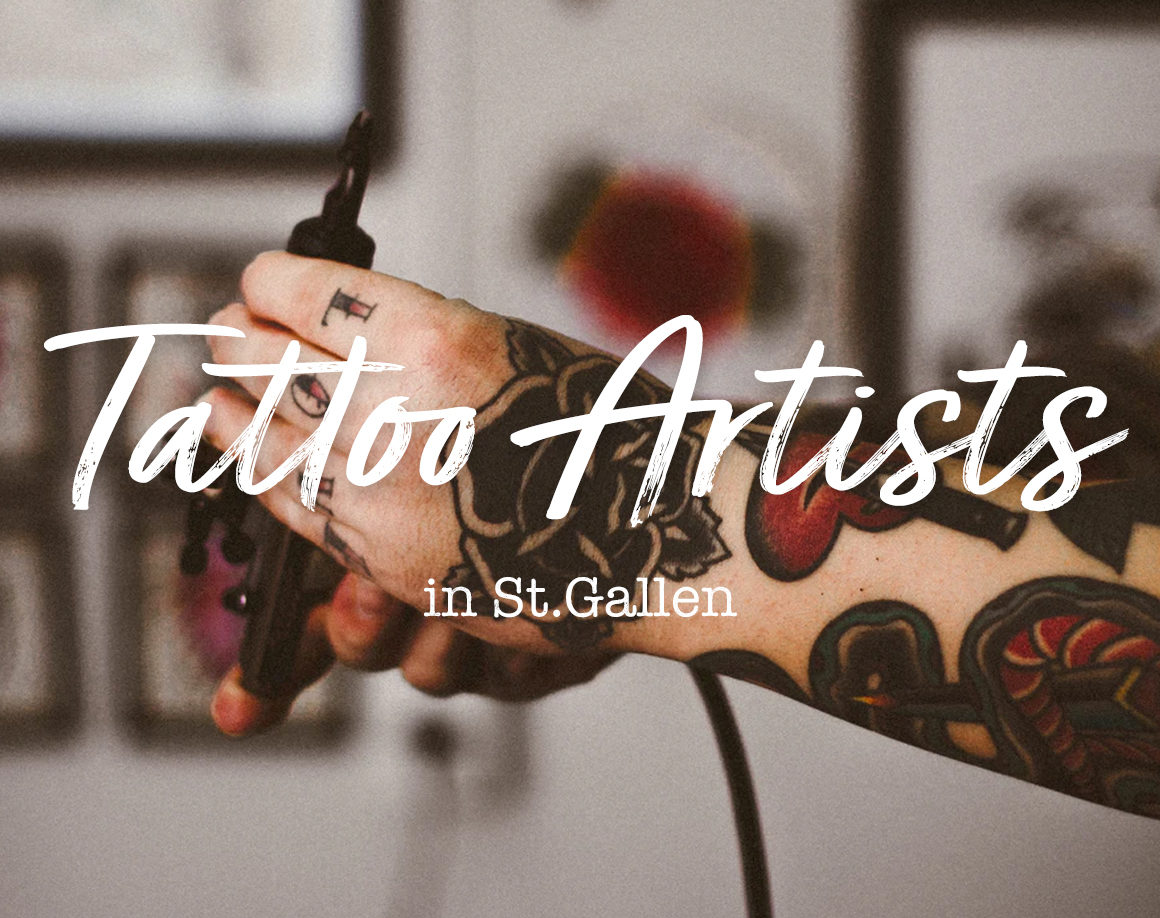 Tattoo Artists in St.Gallen