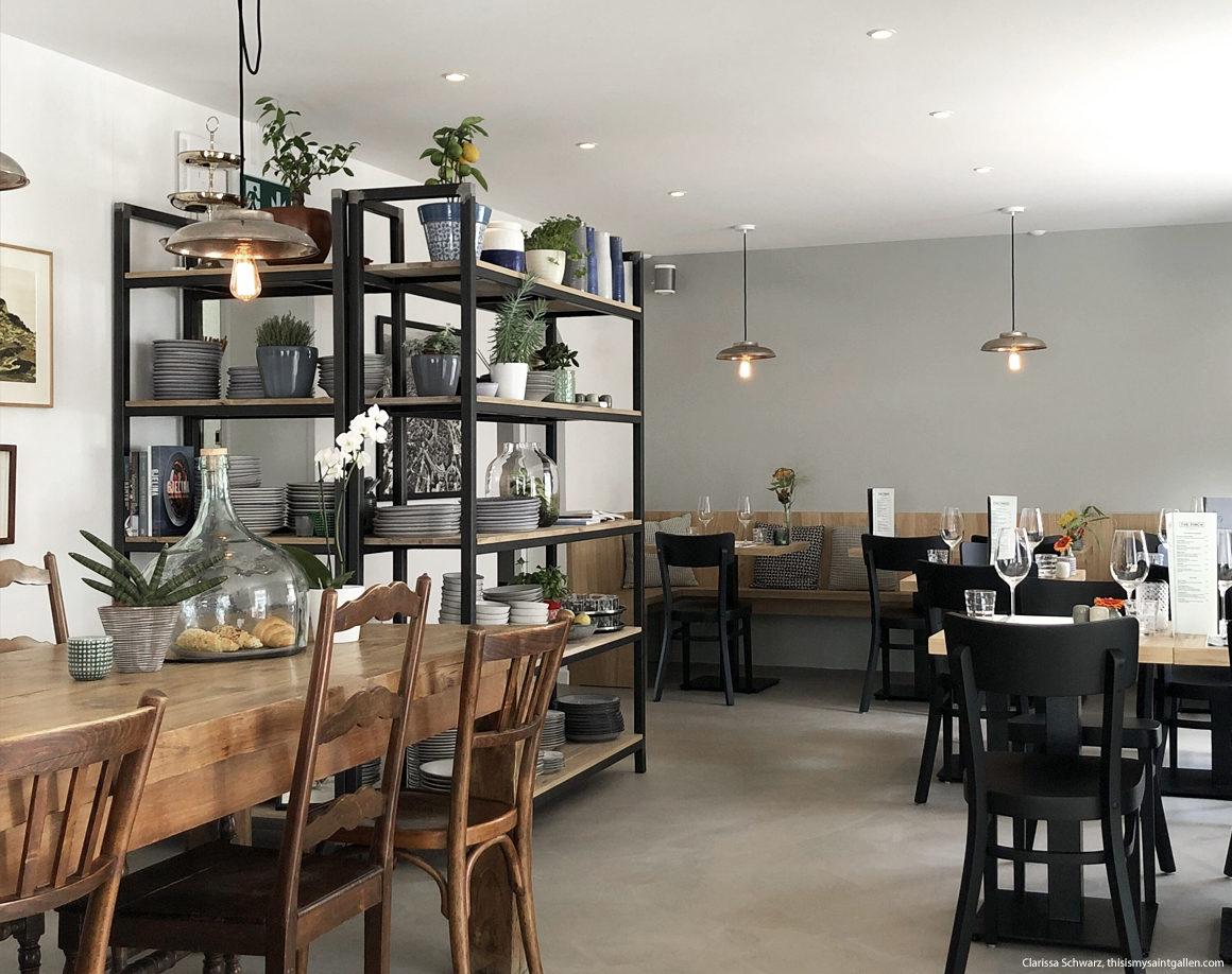 Restaurant The Pinch St.Gallen