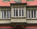 Multergasse Erker St.Gallen